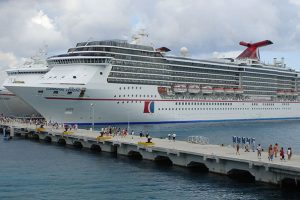 Another Cozumel Cruise Ship Terminal