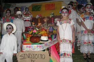 Day of the Dead in Cozumel