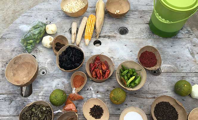 Learn to cook some of the most traditional dishes from Yucatan Peninsula such as cochinita pibil and relleno negro / Photos:The Playa Times