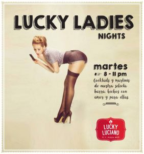 Lucky  Ladies´ Night - Lucky Luciano @ Lucky Luciano