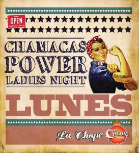 Ladies´ Night at La Choperia @ La Choperia