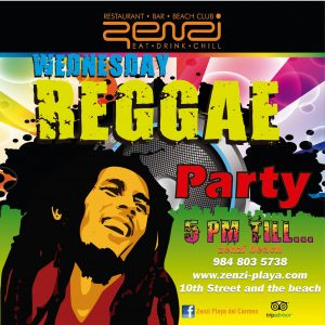 Reggae Night at Zenzi @ Zenzi
